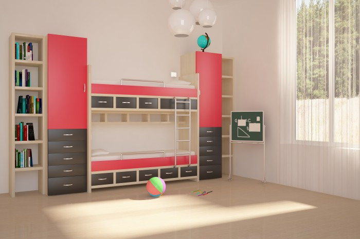 le mobilier design s 39 invite dans la chambre des enfants. Black Bedroom Furniture Sets. Home Design Ideas